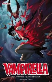 Vampirella Vol. 1: Forbidden Fruit by Paul Cornell