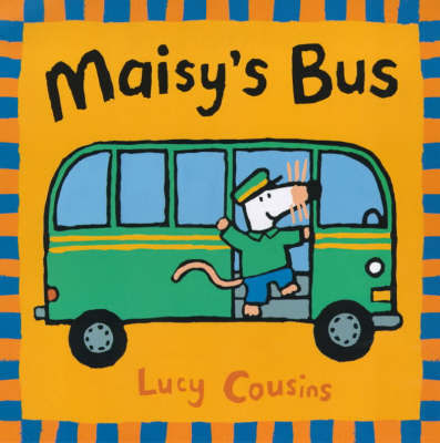 Maisy's Bus by Lucy Cousins image