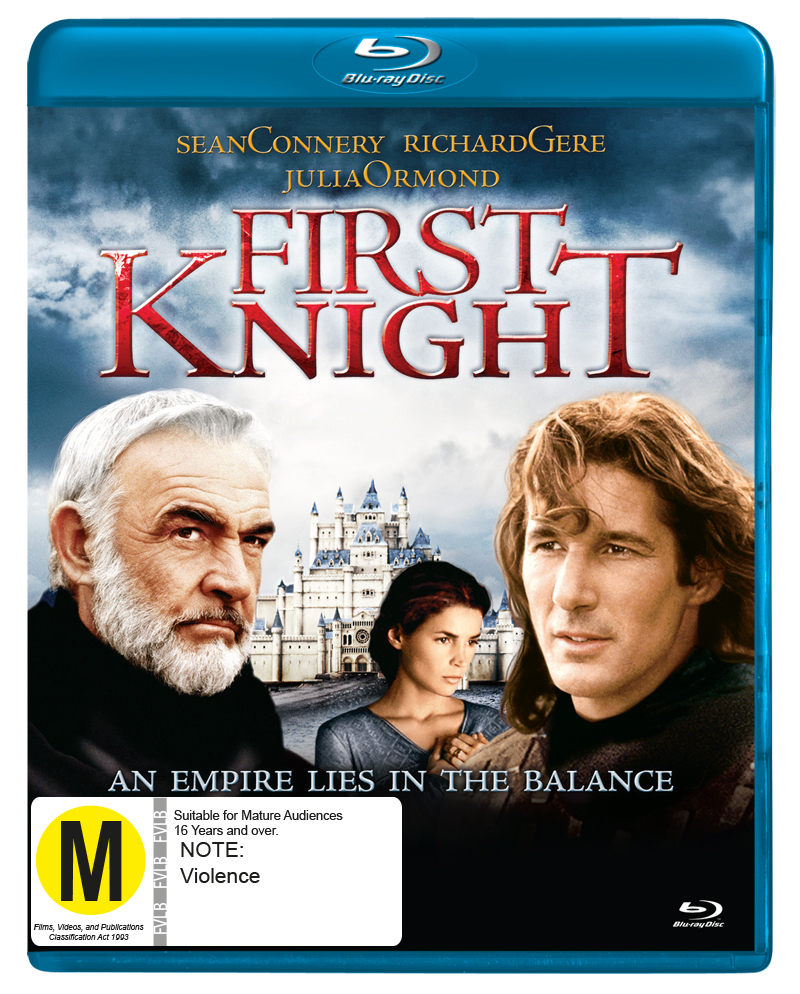 First Knight on Blu-ray image