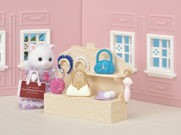 Sylvanian Families: Fashion Showcase Set