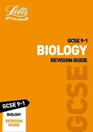 GCSE 9-1 Biology Revision Guide by Letts GCSE