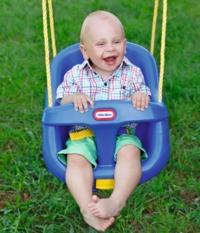 Little Tikes - High Back Toddler Swing