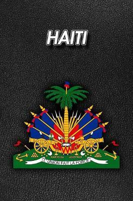 Haiti by Notebooks Journals Xlpress