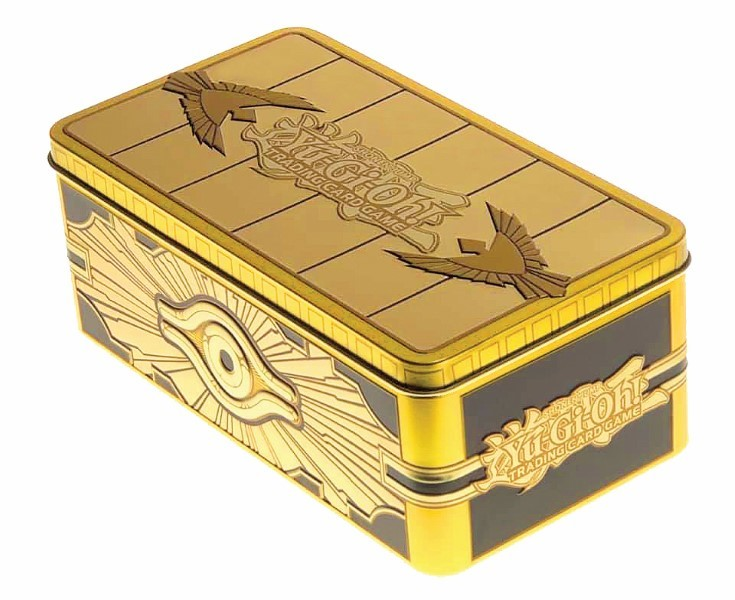 Yu-Gi-Oh! 2019 Gold Sarcophagus MegaTin image