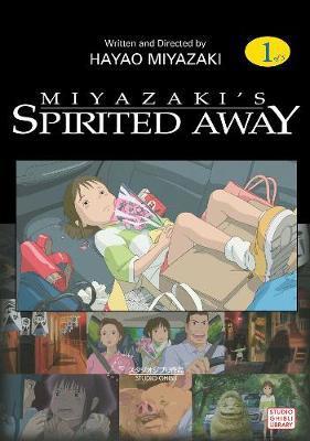 Spirited Away, Vol. 1 by Hayao Miyazaki