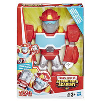 Transformers: Rescue Bots Academy - Mega Mighties - Heatwave the Fire-Bot