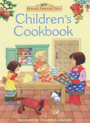 Children's Cookbook by Fiona Watt image