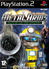 Metal Arms: Glitch in the System for PlayStation 2