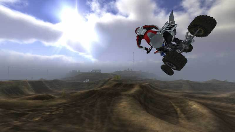 MX vs ATV Unleashed: On the Edge for PSP image