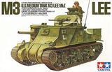 Tamiya U.S. M3 Tank Lee 1:35 Model Kit
