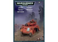 Warhammer 40,000 Blood Angels Baal Predator