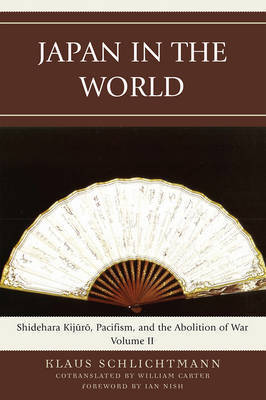 Japan in the World by Klaus Schlichtmann