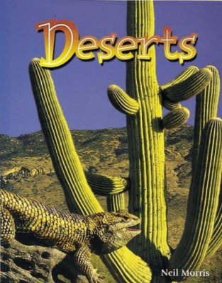 Deserts by Neal Morris