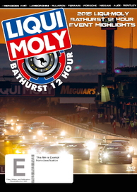 Liqui-Moly 2015 Bathurst 12-Hour Race DVD