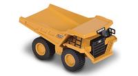 CAT: Metal Machines 1:83 Scale - Dump Truck