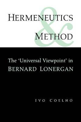 Hermeneutics and Method by Ivo Coelho image