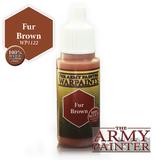 Fur Brown Warpaint