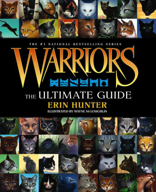 Warriors: The Ultimate Guide by Erin Hunter image