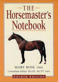 The Horsemaster's Notebook by Mary Rose image