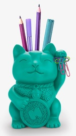 Lucky Cat - Novelty Pen Pot