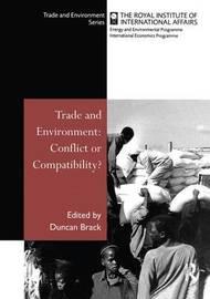 Trade and Environment image