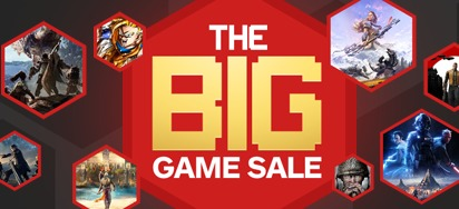 The BIG Game Sale