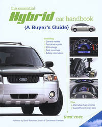 The Hybrid Car Book by Nick Yost image