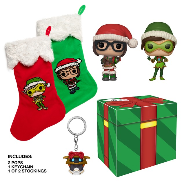 Overwatch: Holiday Edition - Funko Gift Box