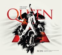 Many Faces Of Queen (3CD) by Various