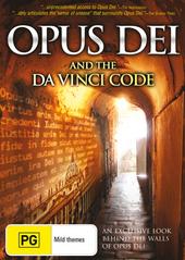 Opus Dei And The Da Vinci Code on DVD