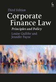 Corporate Finance Law by Louise Gullifer