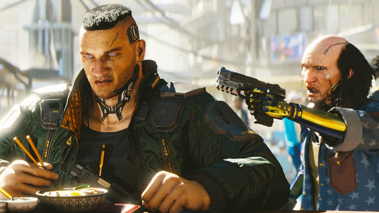 Cyberpunk 2077 Day One Edition for PS4 image