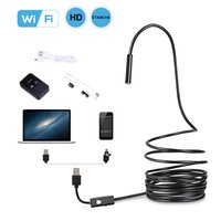 8mm 2MP WiFi Endoscope Camera - 2M