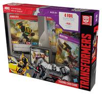 Transformers TCG: Bumblebee vs Megatron Starter image