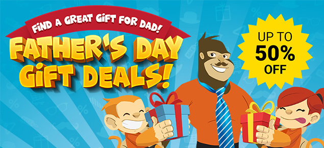 Father's Day Gift Deals!