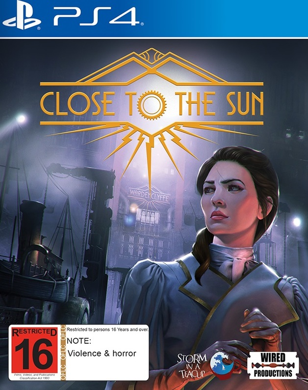 Close to the Sun for PS4