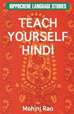 Teach Yourself Hindi by Mohini Rao image