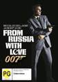 From Russia With Love (2012 Version) on DVD