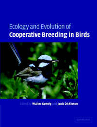 Ecology and Evolution of Cooperative Breeding in Birds image