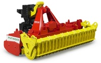 Bruder: Pottinger Lion Rotary Harrow