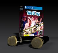 We Sing Bundle for PS4