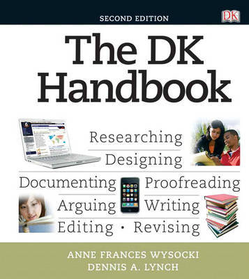 The DK Handbook by Anne Frances Wysocki image