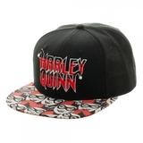 DC Comics Batman Harley Quinn Snapback Cap