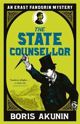 The State Counsellor by Boris Akunin image