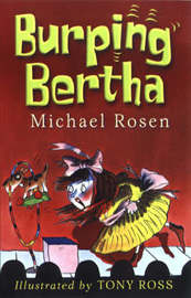 Burping Bertha by Michael Rosen image