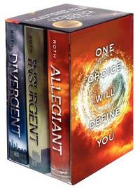 Divergent Series Hardback Box Set (3 Books) by Veronica Roth