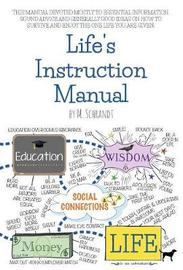 Life's Instruction Manual by Mark Schrandt image
