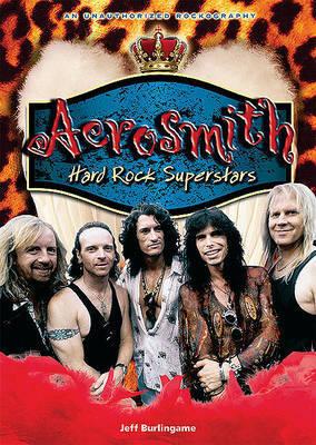 Aerosmith by Jeff Burlingame