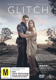 Glitch - Season 1 on DVD