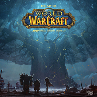 World of Warcraft 2019 Square Wall Calendar by Inc Browntrout Publishers